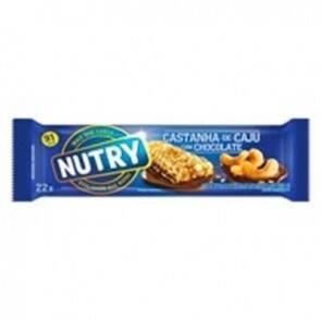 Onde comprar Barra Cereal Nutry 24x Castanha/choco