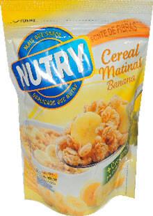 Onde comprar Nutry Cereal 280gr Banana