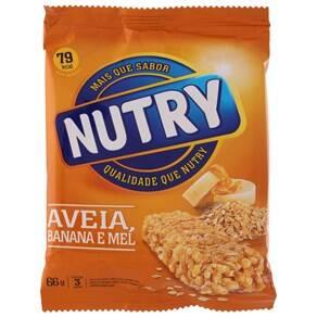 Onde comprar Barra De Cereais De Aveia Banana E Mel Nutry Pacote Com 3 Unidades