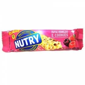 Onde comprar Barra De Cereal Nutry Frutas Vermelhas E Cookies