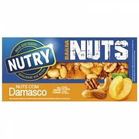 Onde comprar Barra De Cereal Nutry Nuts Com Damasco Com 02 Unidades De