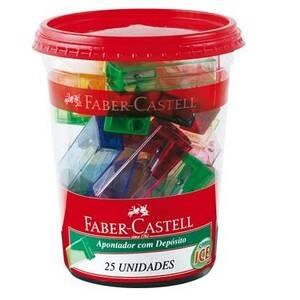 Onde comprar Pap Apontador Faber Casteel C/dep