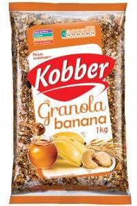 Onde comprar Granola Banana 250g - Kobber