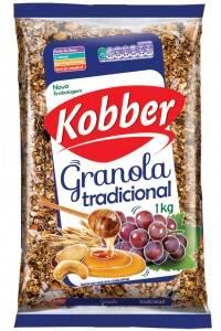 Onde comprar Granola Tradicional 10kg - Kobber