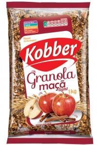 Onde comprar Granola Maça e Canela Light 250g - Kobber