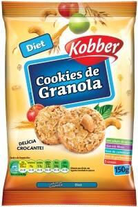 Onde comprar Cookie Tradicional 150g - Kobber