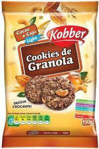 Onde comprar Cookies de Granola Cacau/Caju Light 150g - Kobber