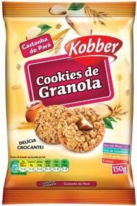 Onde comprar Cookie Castanha do Pará 150g - Kobber