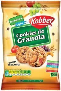 Onde comprar Cookie Tradicional Light 150g - Kobber