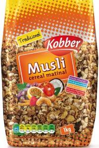 Onde comprar Cereal Musli Tradicional 250g - Kobber