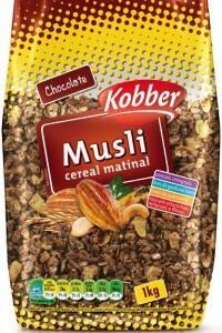 Onde comprar Cereal Musli Chocolate 250g - Kobber