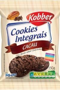 Onde comprar Cookies Integral Cacau com Gotas de Chocolate 150g - Kobber