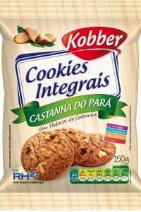 Onde comprar Cookies Integral Castanha do Pará 150g - Kobber
