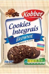 Onde comprar Cookies Integral Brownie com Nozes 150g - Kobber