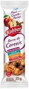 Onde comprar Barra de Cereais Maça com Canela Light 25g - Kobber