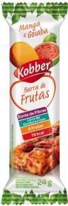 Onde comprar Barra de Frutas Manga e Goiaba 24g - Kobber