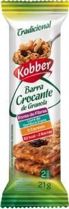 Onde comprar Barra Crocante de Granola Tradicional - Kobber