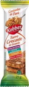 Onde comprar Barra Crocante Granola Castanha do Pará - Kobber