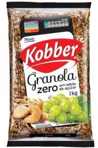 Onde comprar Granola Zero 250g - Kobber