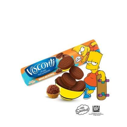 Onde comprar Biscoito Recheado Visconti Brigadeiro