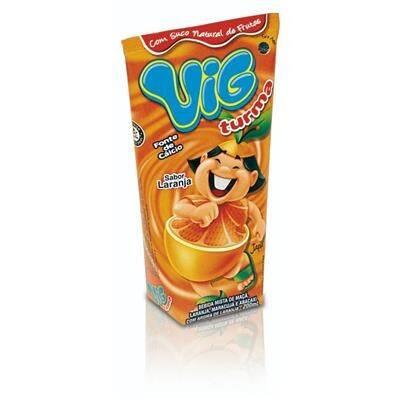 Onde comprar Bebida Fruta Vig Turma Laranja
