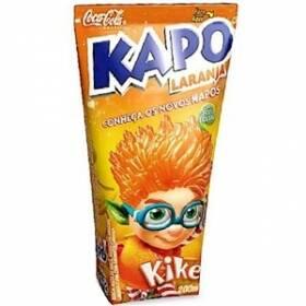 Onde comprar Suco Kapo Laranja