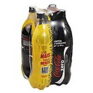 Onde comprar Coca-cola Zero Garrafa Pet 1,5 L 4 Unidades