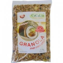 Onde comprar Granola Mel com Coco 250g - Cacalia