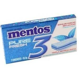 Onde comprar Mentos Pure Fresh 3l/5p Fresh Mint