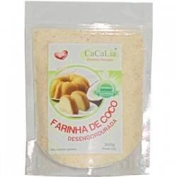 Onde comprar Farinha de Coco sem Glúten 150g - Cacalia