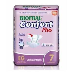 Onde comprar Biofral Confort Plus Eg 7 Unidades