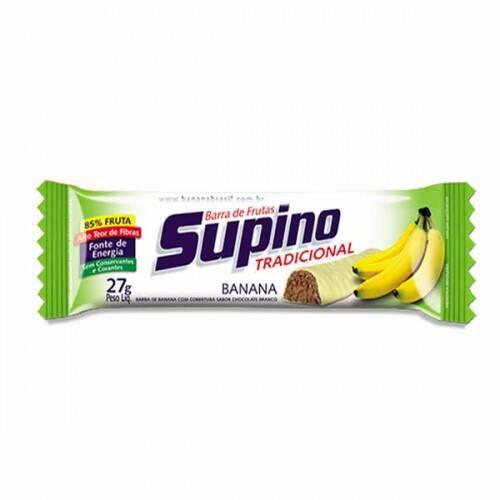 Onde comprar Supino Tradicional Branco 27g - Banana Brasil