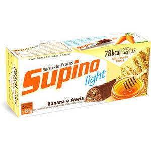 Onde comprar Barra De Cereal Supino Light Banana, Aveia E Mel