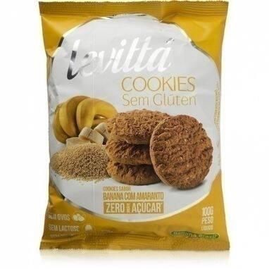 Onde comprar Cookie Banana  Amaranto 100g - Banana Brasil