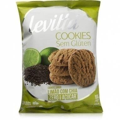 Onde Comprar Cookie Limão e Chia sem Glúten 100g - Banana Brasil
