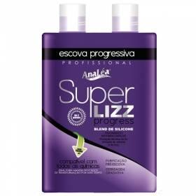 Onde comprar Kit De Escova Progressiva Super Lizz Analéa Shampoo Anti Resíduo