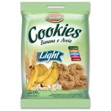 Onde comprar Cookies Light Banana e Aveia 170g - Biosoft