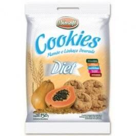 Onde comprar Cookies Diet Mamão e Linhaça Dourada 150g - Biosoft