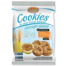 Onde Comprar Cookies Diet Maracujá e Quinua 150g - Biosoft