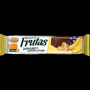 Onde comprar Barra Fruta Uva e Castanha de Caju - Biosoft