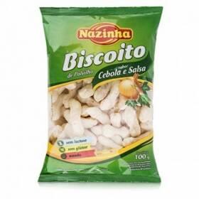 Onde comprar Biscoito Nazinha Polvilho Sabor Cebola E Salsa