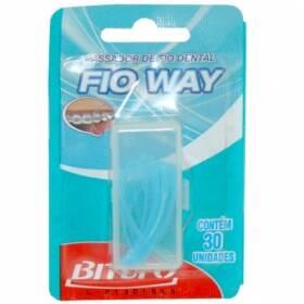 Onde comprar Passador De Fio Dental Bitufo Fio Way Com 30 Unidades