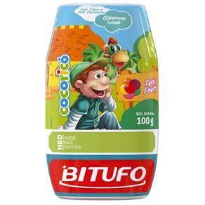 Onde comprar Gel Dental Infantil Bitufo Cocoricó Tutti-frutti -