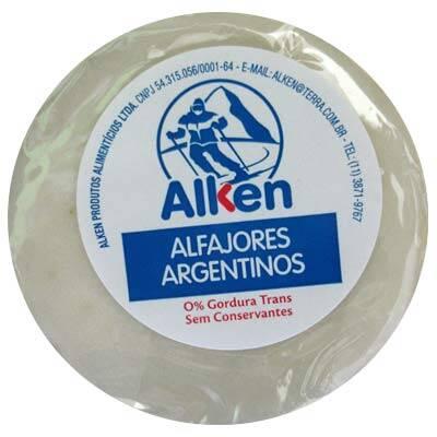 Onde comprar Alfajores Argentinos Chocolate Branco 50g - Alken