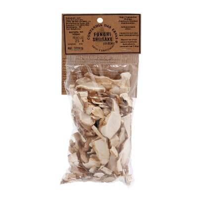 Onde comprar Funghi Secchi Shiitake 25g - Cia das Ervas