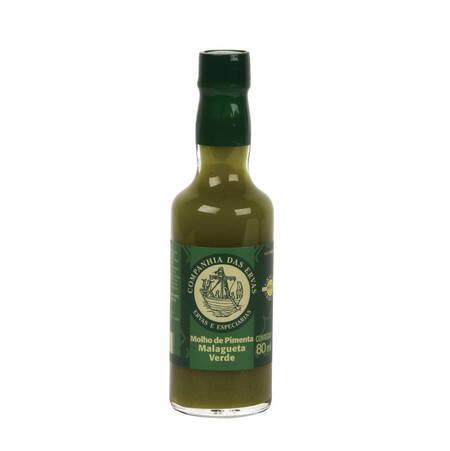 Onde comprar Molho de Pimenta Malagueta Verde 80ml