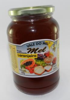 Onde comprar Mel Florada Laranjeiras 800g - Vale Do Mel