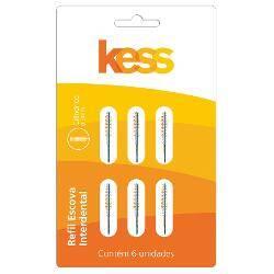 Onde comprar Refil Escova Interdental Kess C6 Cilindrica