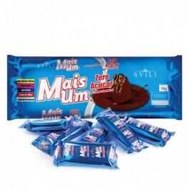 Onde comprar Chocolate Wafer Mais Um Zero sem Glúten 98g - Svili