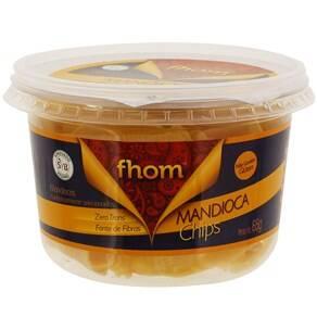 Onde comprar Mandioca Fhom 65gr Chips